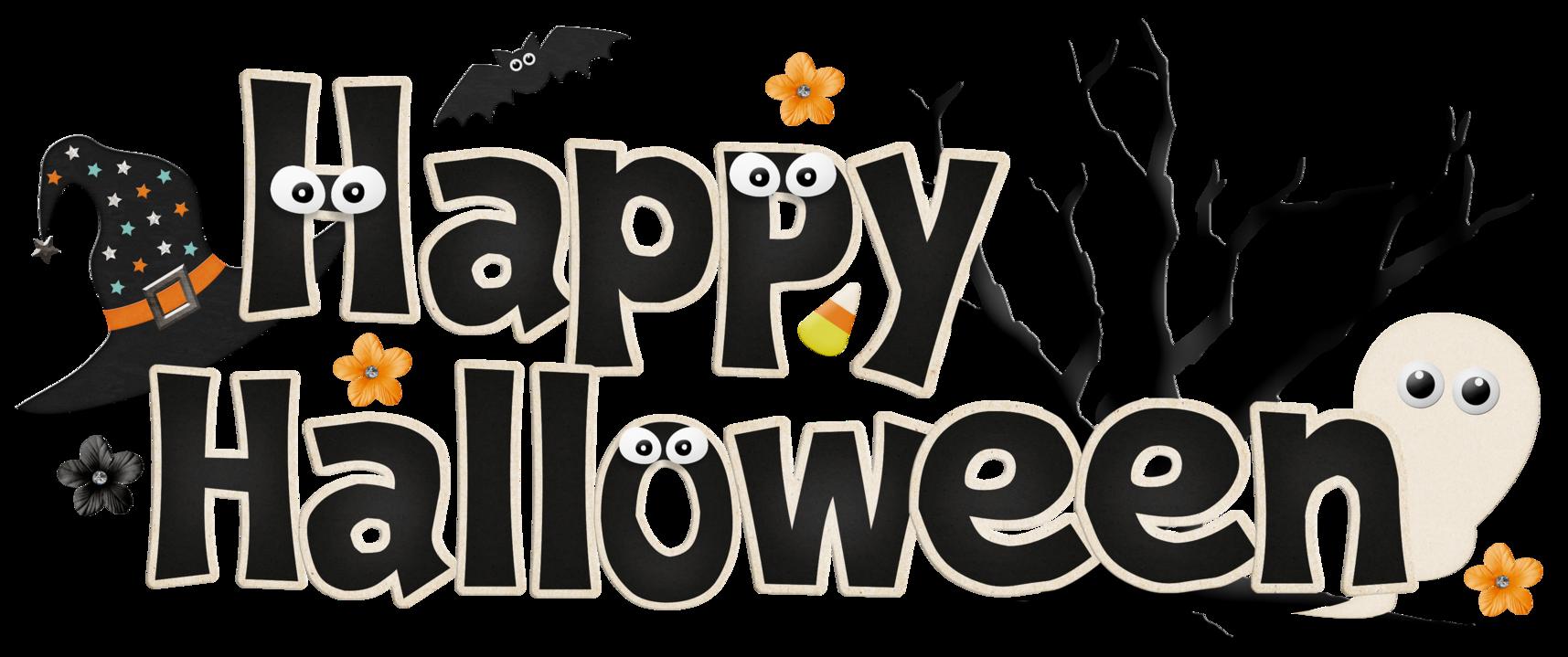 happy halloween clipart 2 - Happy Halloween In Gaelic