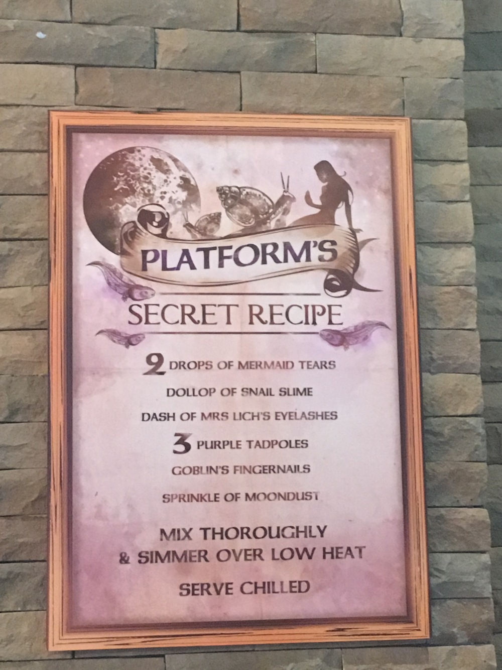 Harry Potter cafe5